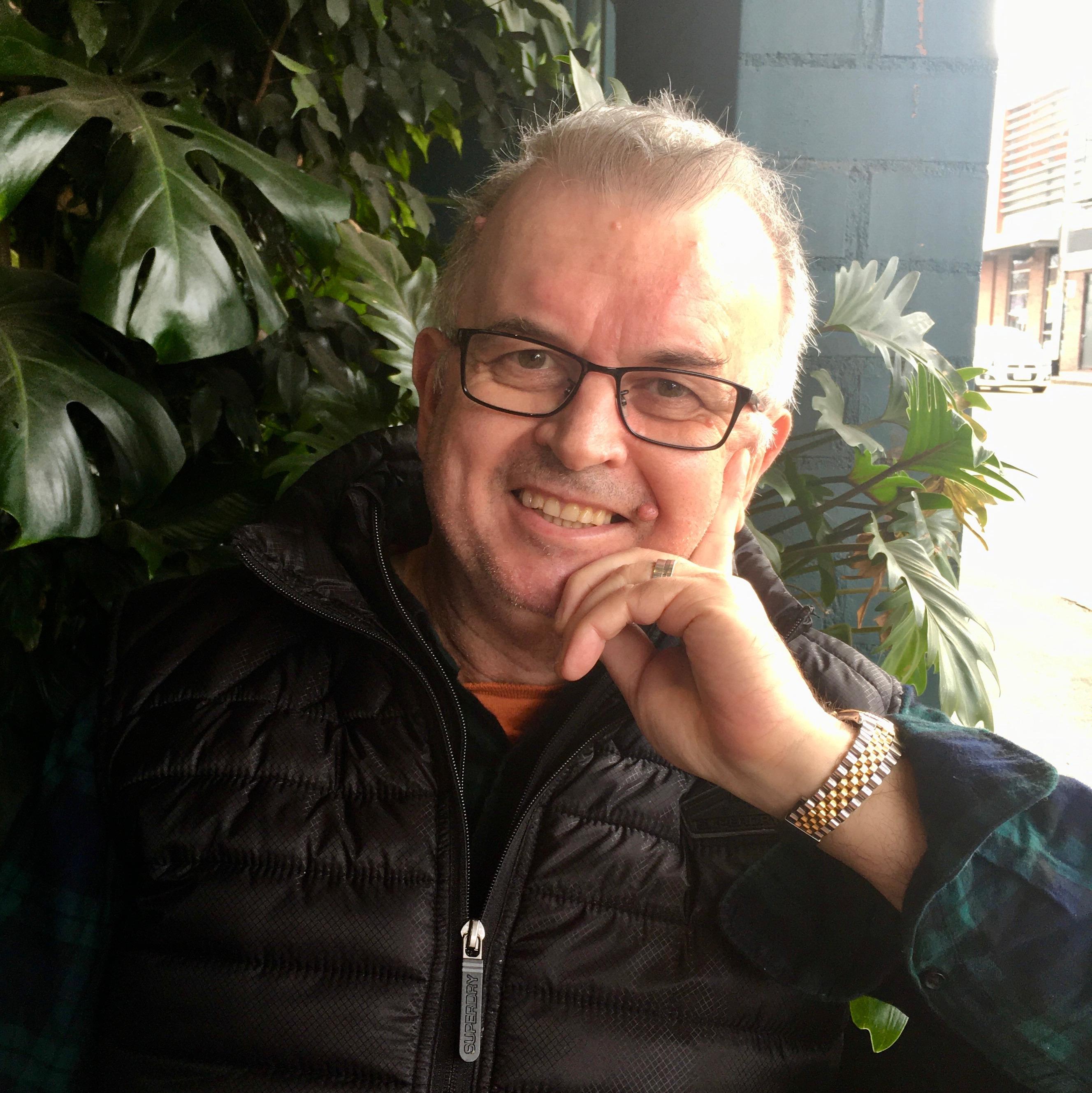 Profile picture of Mark Davis